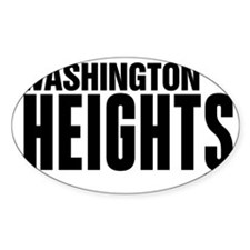 Washington Heights NYC Decal