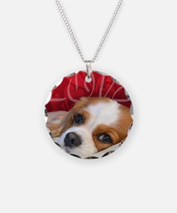 Cavalier King charles Spanie Necklace