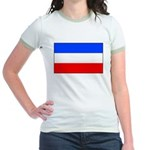 Yugoslavia Ringer T-shirt
