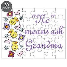 Ask Grandma Puzzle