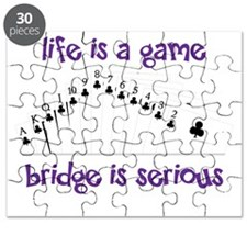 Life Is A Game Puzzle