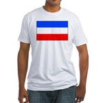 Yugoslavia Fitted T-Shirt