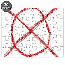 Slenderman Operator Symbol Puzzle