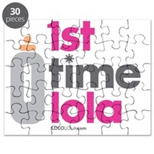 1st Time Lola Puzzle