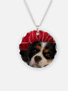 Cavalier King charles Spanie Necklace