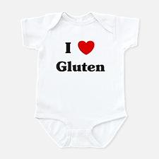 I love Gluten Infant Bodysuit