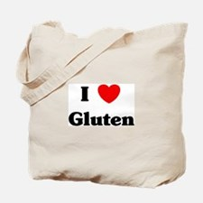 I love Gluten Tote Bag