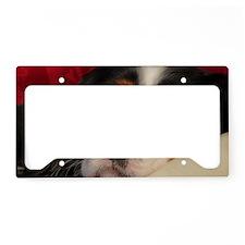corbin_pillow License Plate Holder