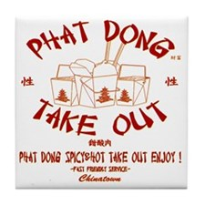 PHAT DONG TAKE OUT Tile Coaster