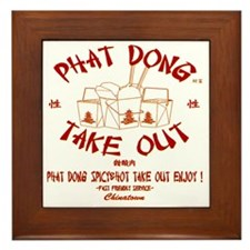 PHAT DONG TAKE OUT Framed Tile