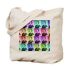 Florence Nightengale blanket 2 Tote Bag