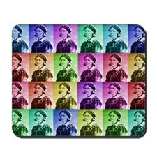 Florence Nightengale blanket 2 Mousepad