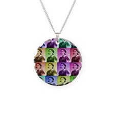 Florence Nightengale blanket Necklace
