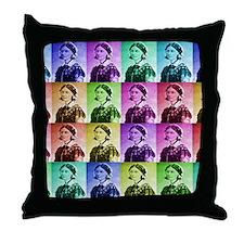 Florence Nightengale blanket 2 Throw Pillow