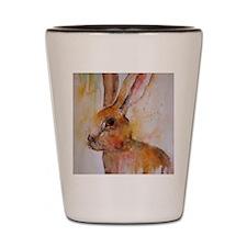Solo Hare Shot Glass