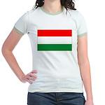 Hungary Ringer T-shirt
