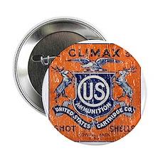 """US Ammunition box vintage grunge 2.25"""" Button"""