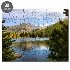 Bear Lake, Rocky Mountain National Park Puzzle