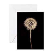 Dreamy Dandelion Greeting Card