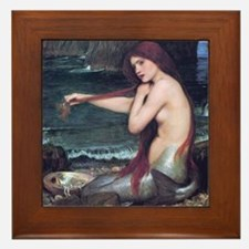 mwh_napkins_825_H_F  Framed Tile