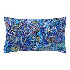 Extra Wild Paisley Pillow Case