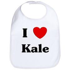 I love Kale Bib
