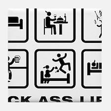 Versatile-Musician-ABA1 Tile Coaster