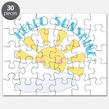Hello Sunshine Puzzle