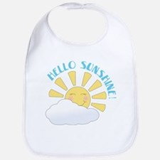 Hello Sunshine Bib
