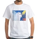 Sam Angel White T-Shirt