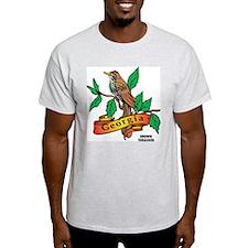 Georgia Brown Thrasher T-Shirt