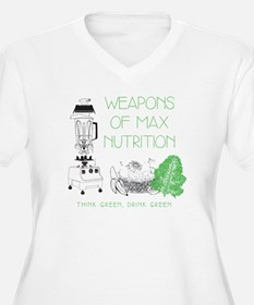 Weapons of Max Nu T-Shirt