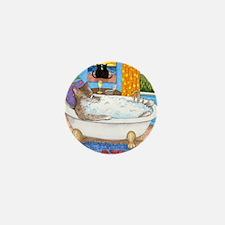 cat 567 Mini Button