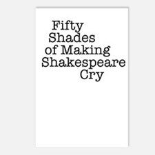 Fifty Shades of Making Sh Postcards (Package of 8)