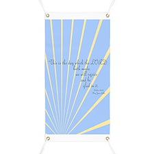 Psalms 118 Bible Verse Banner