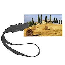 Italian countryside Luggage Tag