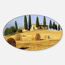 Italian countryside Decal