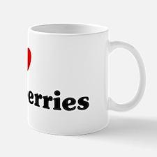 I love Lingonberries Mug