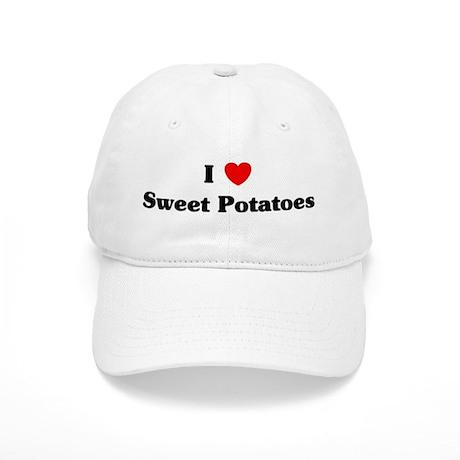 I love Sweet Potatoes Cap