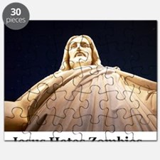 Jesus Hates Zombies Puzzle