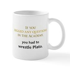 Wrestle Plato Mug