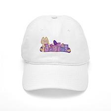 Cute Bunny - Easter Block's Baseball Cap