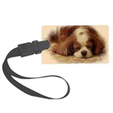 Cavalier king charles spaniel Luggage Tags