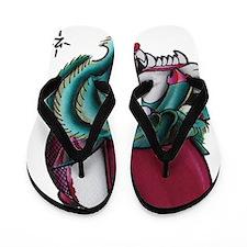 Brobeard Panther Color Flip Flops