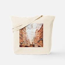 bw_iPad 3 Folio Tote Bag