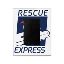 Rescue Express Picture Frame