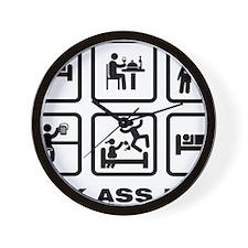 Veterinarian-AAZ1 Wall Clock