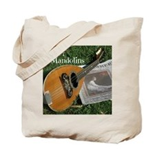 2Cal_Forever_Mandolins_Cover_Page Tote Bag