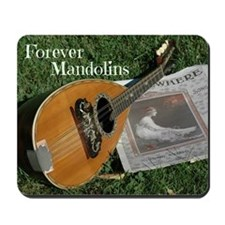 2Cal_Forever_Mandolins_Cover_Page Mousepad