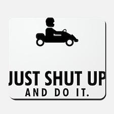Go-Karting-AAU1 Mousepad